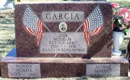 GARCIA, MOSE, JR. - Las Animas County, Colorado   MOSE, JR. GARCIA - Colorado Gravestone Photos