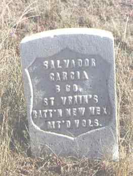 GARCIA, SALVADOR - Las Animas County, Colorado | SALVADOR GARCIA - Colorado Gravestone Photos