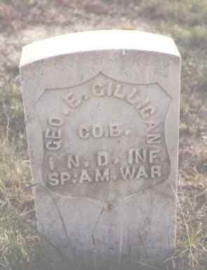 GILLIGAN, GEO. E. - Las Animas County, Colorado | GEO. E. GILLIGAN - Colorado Gravestone Photos