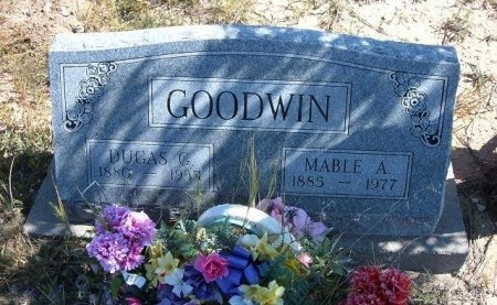 GOODWIN, MABLE A - Las Animas County, Colorado | MABLE A GOODWIN - Colorado Gravestone Photos