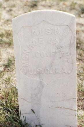 GRANT, MONROE - Las Animas County, Colorado   MONROE GRANT - Colorado Gravestone Photos
