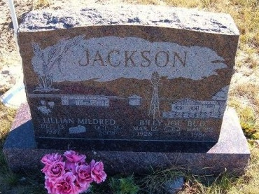 SEAY JACKSON, LILLIAN MILDRED - Las Animas County, Colorado | LILLIAN MILDRED SEAY JACKSON - Colorado Gravestone Photos