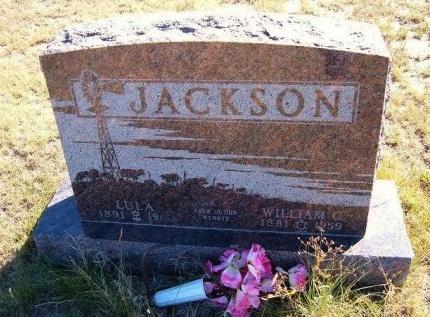 JACKSON, LULA - Las Animas County, Colorado | LULA JACKSON - Colorado Gravestone Photos