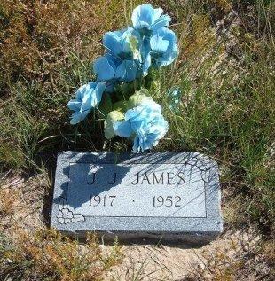 JAMES, J J - Las Animas County, Colorado | J J JAMES - Colorado Gravestone Photos