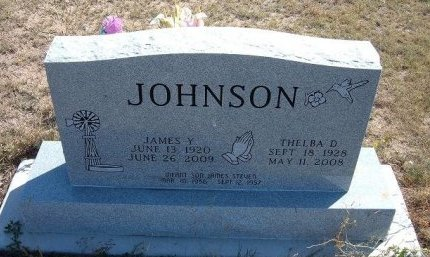 JOHNSON, JAMES STEVEN - Las Animas County, Colorado | JAMES STEVEN JOHNSON - Colorado Gravestone Photos