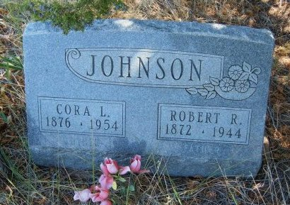 JOHNSON, ROBERT R - Las Animas County, Colorado | ROBERT R JOHNSON - Colorado Gravestone Photos