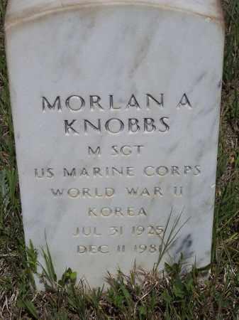 KNOBBS, MORLAN - Las Animas County, Colorado   MORLAN KNOBBS - Colorado Gravestone Photos