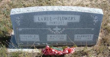 FLOWERS, HARRIETT - Las Animas County, Colorado | HARRIETT FLOWERS - Colorado Gravestone Photos