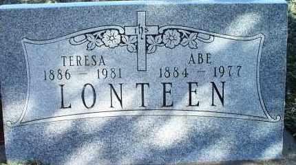 LONTEEN, TERESA - Las Animas County, Colorado | TERESA LONTEEN - Colorado Gravestone Photos