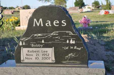 MAES, ROBERT LEE - Las Animas County, Colorado   ROBERT LEE MAES - Colorado Gravestone Photos