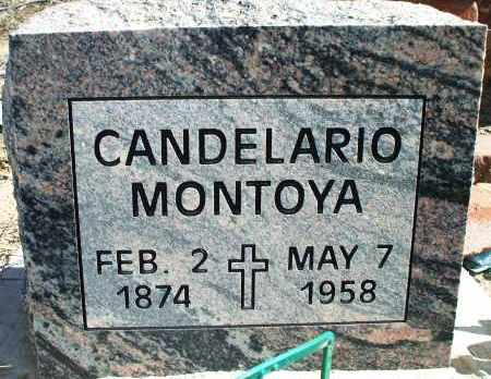 MONTOYA, CANDELARIO - Las Animas County, Colorado | CANDELARIO MONTOYA - Colorado Gravestone Photos