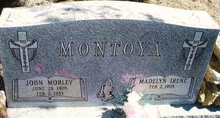 MONTOYA, MADELYN IRENE - Las Animas County, Colorado | MADELYN IRENE MONTOYA - Colorado Gravestone Photos