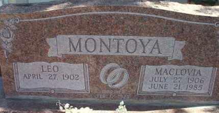 MONTOYA, MACLOVIA - Las Animas County, Colorado | MACLOVIA MONTOYA - Colorado Gravestone Photos
