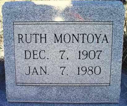 MONTOYA, RUTH - Las Animas County, Colorado | RUTH MONTOYA - Colorado Gravestone Photos