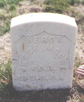 MOORE, JESSE - Las Animas County, Colorado | JESSE MOORE - Colorado Gravestone Photos