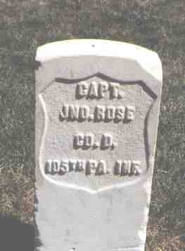 ROSE, JNO. - Las Animas County, Colorado | JNO. ROSE - Colorado Gravestone Photos