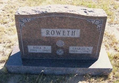 "ROWETH, CHARLES A ""CHARLEY"" - Las Animas County, Colorado | CHARLES A ""CHARLEY"" ROWETH - Colorado Gravestone Photos"