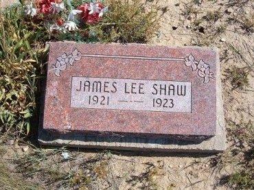 SHAW, JAMES LEE - Las Animas County, Colorado | JAMES LEE SHAW - Colorado Gravestone Photos