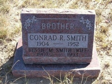 SMITH, BESSIE M - Las Animas County, Colorado | BESSIE M SMITH - Colorado Gravestone Photos