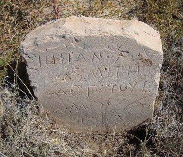 SMITH, JULIAN - Las Animas County, Colorado | JULIAN SMITH - Colorado Gravestone Photos