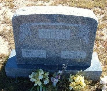SMITH, OSCAR E - Las Animas County, Colorado   OSCAR E SMITH - Colorado Gravestone Photos