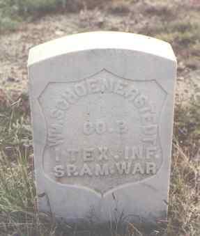SOHOENERSTEDT, WM. - Las Animas County, Colorado | WM. SOHOENERSTEDT - Colorado Gravestone Photos