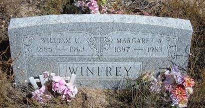 WINFREY, WILLIAM CLAUDE - Las Animas County, Colorado | WILLIAM CLAUDE WINFREY - Colorado Gravestone Photos