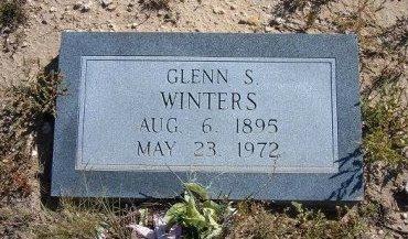 WINTERS, GLENN S - Las Animas County, Colorado   GLENN S WINTERS - Colorado Gravestone Photos