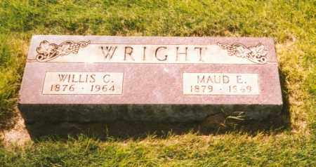 WRIGHT, WILLIS C. - Lincoln County, Colorado | WILLIS C. WRIGHT - Colorado Gravestone Photos