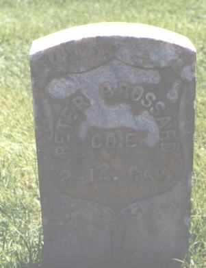 BROSSARD, PETER - Logan County, Colorado   PETER BROSSARD - Colorado Gravestone Photos