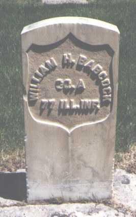 BABCOCK, WILLIAM H. - Mesa County, Colorado | WILLIAM H. BABCOCK - Colorado Gravestone Photos