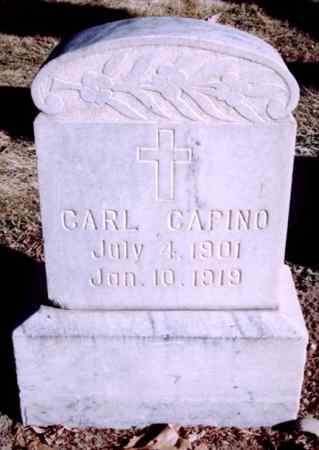 CAPINO, CARL - Mesa County, Colorado   CARL CAPINO - Colorado Gravestone Photos