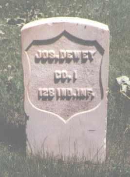 DEWEY, JOSEPH - Mesa County, Colorado   JOSEPH DEWEY - Colorado Gravestone Photos