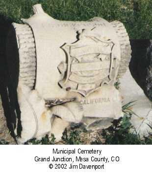 DICKERSON, JOHN C. - Mesa County, Colorado | JOHN C. DICKERSON - Colorado Gravestone Photos