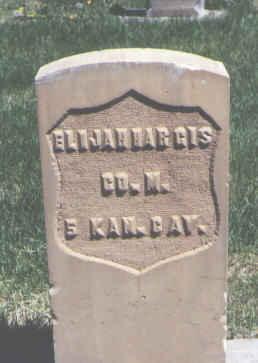 HARGIS, ELIJAH - Mesa County, Colorado | ELIJAH HARGIS - Colorado Gravestone Photos