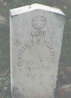 HEDGPETH, CORNELIUS B. - Mesa County, Colorado | CORNELIUS B. HEDGPETH - Colorado Gravestone Photos