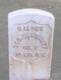 HEWITT, GEORGE W. - Mesa County, Colorado | GEORGE W. HEWITT - Colorado Gravestone Photos