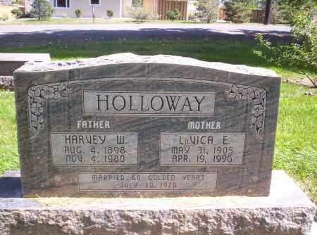 MARTIN HOLLOWAY, LAVICA ELIZABETH - Mesa County, Colorado | LAVICA ELIZABETH MARTIN HOLLOWAY - Colorado Gravestone Photos