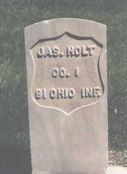 HOLT, JAS. - Mesa County, Colorado | JAS. HOLT - Colorado Gravestone Photos