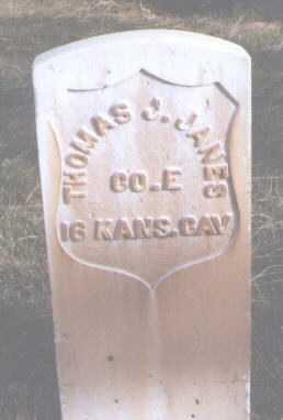 JANES, THOMAS J. - Mesa County, Colorado | THOMAS J. JANES - Colorado Gravestone Photos