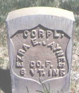 JAYNES, EZRA E. - Mesa County, Colorado | EZRA E. JAYNES - Colorado Gravestone Photos