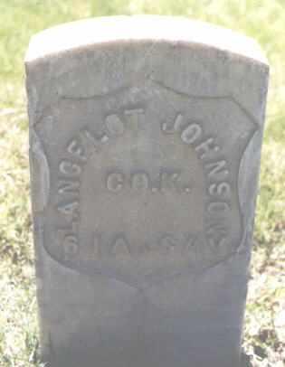 JOHNSON, LANCELOT - Mesa County, Colorado   LANCELOT JOHNSON - Colorado Gravestone Photos