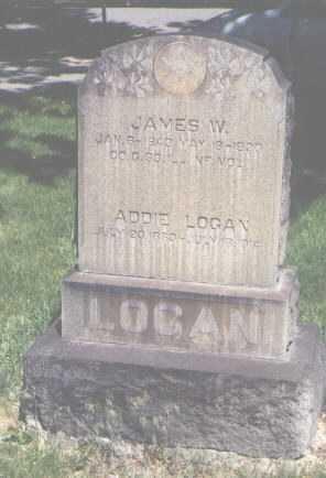 LOGAN, ADDIE - Mesa County, Colorado | ADDIE LOGAN - Colorado Gravestone Photos