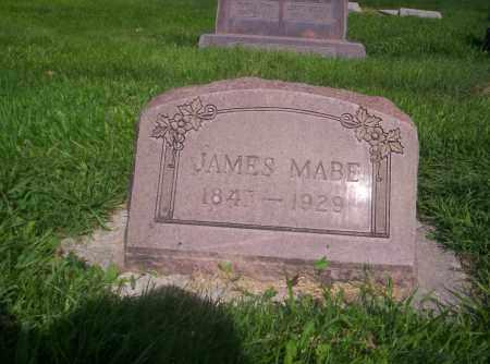 MABE, JOHN M. (JAMES) - Mesa County, Colorado | JOHN M. (JAMES) MABE - Colorado Gravestone Photos