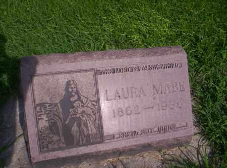 MABE, LAURA C. - Mesa County, Colorado | LAURA C. MABE - Colorado Gravestone Photos