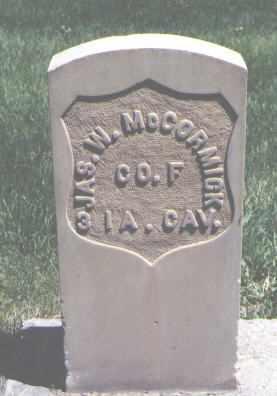 MCCORMICK, JAS. W. - Mesa County, Colorado | JAS. W. MCCORMICK - Colorado Gravestone Photos