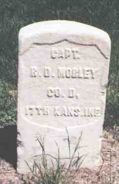 MOBLEY, R. D. - Mesa County, Colorado | R. D. MOBLEY - Colorado Gravestone Photos