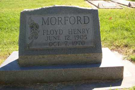 MORFORD, FLOYD  HENRY - Mesa County, Colorado | FLOYD  HENRY MORFORD - Colorado Gravestone Photos