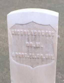OWENS, NICHOLAS - Mesa County, Colorado   NICHOLAS OWENS - Colorado Gravestone Photos