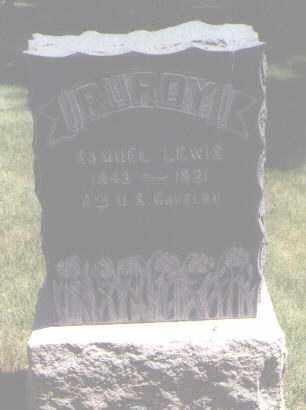 PURDY, SAMUEL LEWIS - Mesa County, Colorado | SAMUEL LEWIS PURDY - Colorado Gravestone Photos